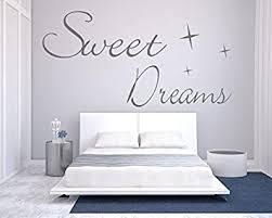 wandtatoos schlafzimmer wandtattoo schlafzimmer kinderzimmer text sweet dreams mit