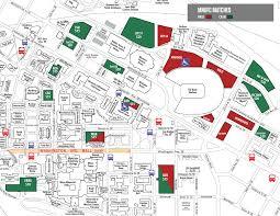 University Of Portland Map by Parking Guide Minnesota United Fc