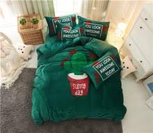 Polar Fleece Duvet Cover Cactus Duvet Cover Promotion Shop For Promotional Cactus Duvet