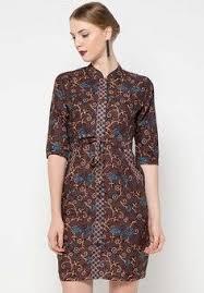 gambar model baju batik modern model baju batik modern pria dan wanita batik oh batik pinterest