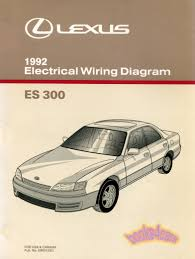 1992 lexus ls400 lexus manuals at books4cars com
