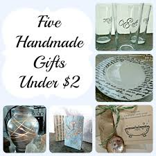 Great Hostess Gifts Five Quick Handmade Gift Ideas For Less Than 2