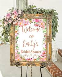 bridal shower decorations bridal shower sign bridal shower decorations wedding sign wedding