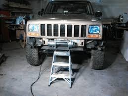 prerunner jeep comanche jeep xj winch bumpers jeep cherokee xj comanche stinger winch