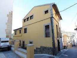 spanish house authentic spanish house old town cehegin murcis spain