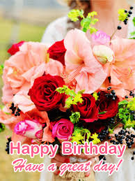 gorgeous birthday flower card flowers are the perfect gift to