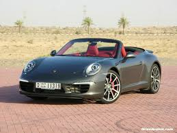 porsche 911 back seat first drive 2012 porsche 911 carrera s cabriolet in dubai drive