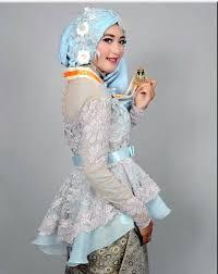 contoh gambar kebaya 21 model kebaya wisuda hijab favorit mahasiswi 2018 model baju