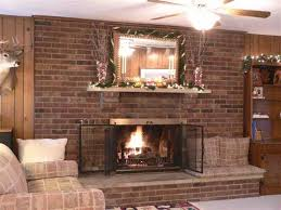 awesome decorating ideas for brick fireplace wall 66 for your