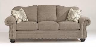 bexley one tone fabric sofa with nailhead trim 864831 sofas