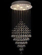 Diamond Chandeliers Raindrop Crystal Chandelier Ebay
