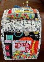 Armchair Pincushion Totally Tutorials Totallytutorial On Pinterest