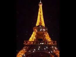 eiffel tower christmas lights eiffel tower christmas lights 2009 youtube