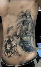 3d Compass Tattoos 43 Best 3d Tattoos Without Lines Images On 3d Tattoos