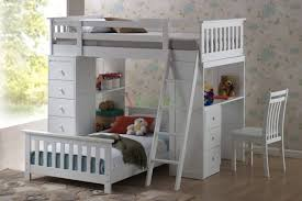 Full Size Loft Beds With Desk by Bunk Beds Metal Loft Bed With Desk Bunk Bed Desk Combo Loft Bed