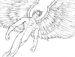 angel by comfort love in the january 2006 astonishing x men