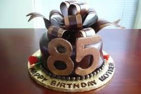 85th birthday cake ideas a birthday cake