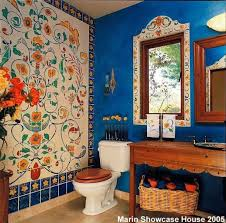 mexican tile bathroom designs 89 best talavera tile bathroom ideas images on
