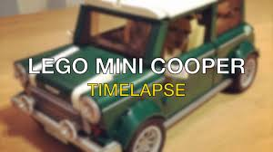 lego mini cooper lego mini cooper timelapse on vimeo