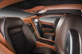 interior bentley vilner creates custom interior for bentley continental gt