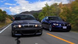 Bmwe92 Bmw M3 Comparison E46 Vs E90 On Vimeo