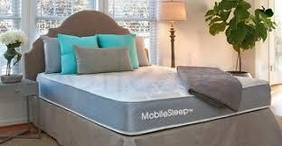 camper mattress three quarter 48x75 6 5 inch thick firm odyssey