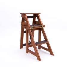 Closet Chairs Cherrywood Closet Dressing Chair And Step Ladder