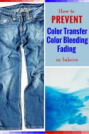 How To Wash Colored Towels - how to prevent fabric color transfer bleeding and fading dengarden