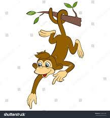 cartoon wild animals kids little cute stock vector 420281248
