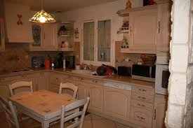 cuisine avant apr鑚 relooker une cuisine rustique avant apres argileo