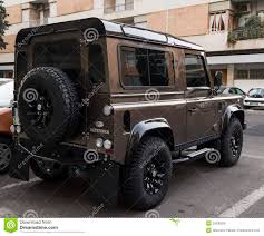 new land rover defender new landrover defender suv editorial stock photo image 32636928