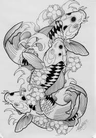 japanese koi design by japanese designs