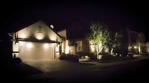 Led Landscape Lighting Led Outdoor Landscape Lighting Design Installation Service