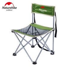 si e de plage pliant naturehike chaise de pêche portable pliable extérieure siège en