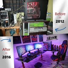 My Gaming Pc Setup Tour Youtube by My Gaming Setup 2016 Video Setup Tour Album On Imgur