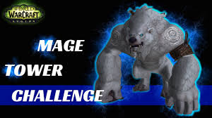 Challenge Guardian Guardian Druid The Highlord Returns Mage Tower Challenge