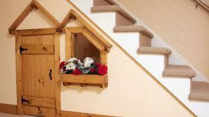 diy unique rack under staircase ideas for alternative storage
