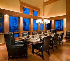 dining room awesome decoration with lamp lighting diningroom