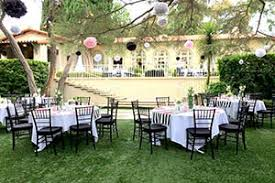 wedding venues inland empire garden wedding venues los angeles