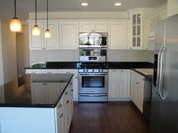 pre built kitchen cabinets modern kitchen with best prefab cabinets absolute black south