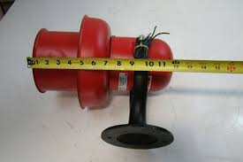 A 2 15 Alarm 2 by Federal Signal 240 250v Alarm Siren A 1 Model L Ebay
