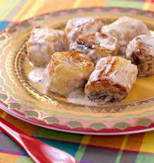 bananes rôties au lait de coco les meilleures recettes de cuisine