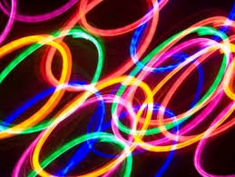 glow sticks light sticks ouch in the