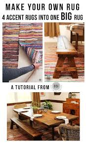 How To Make My Own Rug Best 25 Rag Rug Diy Ideas On Pinterest Diy Matted Album