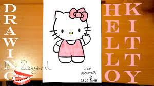 draw kitty easy kids mrusegoodart