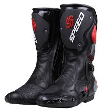 leather motocross boots motocross boots waterproof promotion shop for promotional