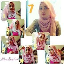 simple hijab styles tutorial segi empat pin by fadhla mahesa on intip tutorial hijab pinterest tutorials
