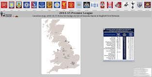 Leicester England Map by England U0026 Scotland Map Crowds Kit Badges Billsportsmaps Com
