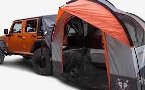 jeep wrangler gear rightline gear suv cing tent for jeep wrangler insidehook