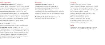 Resume For Lifeguard Resumé U2013 Mackenzie Overmyer